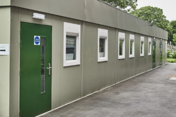 Modular Building for Defence Contractors and MOD