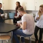 Shipping Container Accommodation for Students
