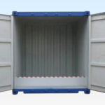 Bunded Chemical Storage Container for Hire