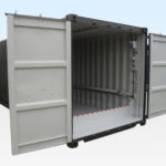 Hire a 20ft Bunded Chemical Storage Container