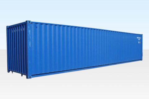 40ft Bunded Chemical Storage Container for Sale. Raised Floor.