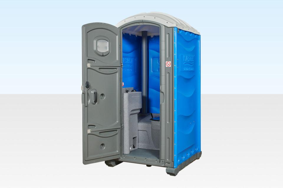 Hire Chemical Toilet (Door Open)