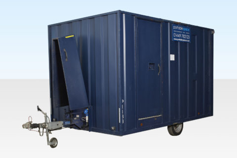 Ground Hog 360 Mobile Welfare Unit