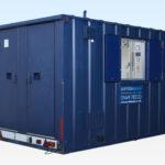 Shutters open on mobile welfare unit