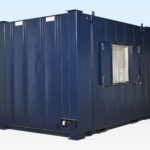 Small Secure Site Office Cabin