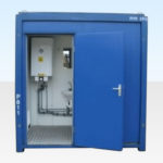 Site Shower Cabin for Hire