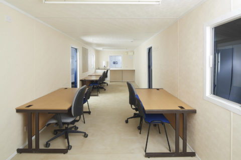 32ft Steel / Office Canteen for Hire (95)