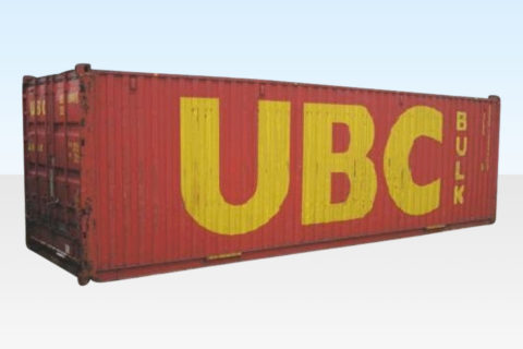 Used 30ft Shipping Container for Sale - Bulk