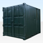 Used 10ft Container for Sale - Cut Down