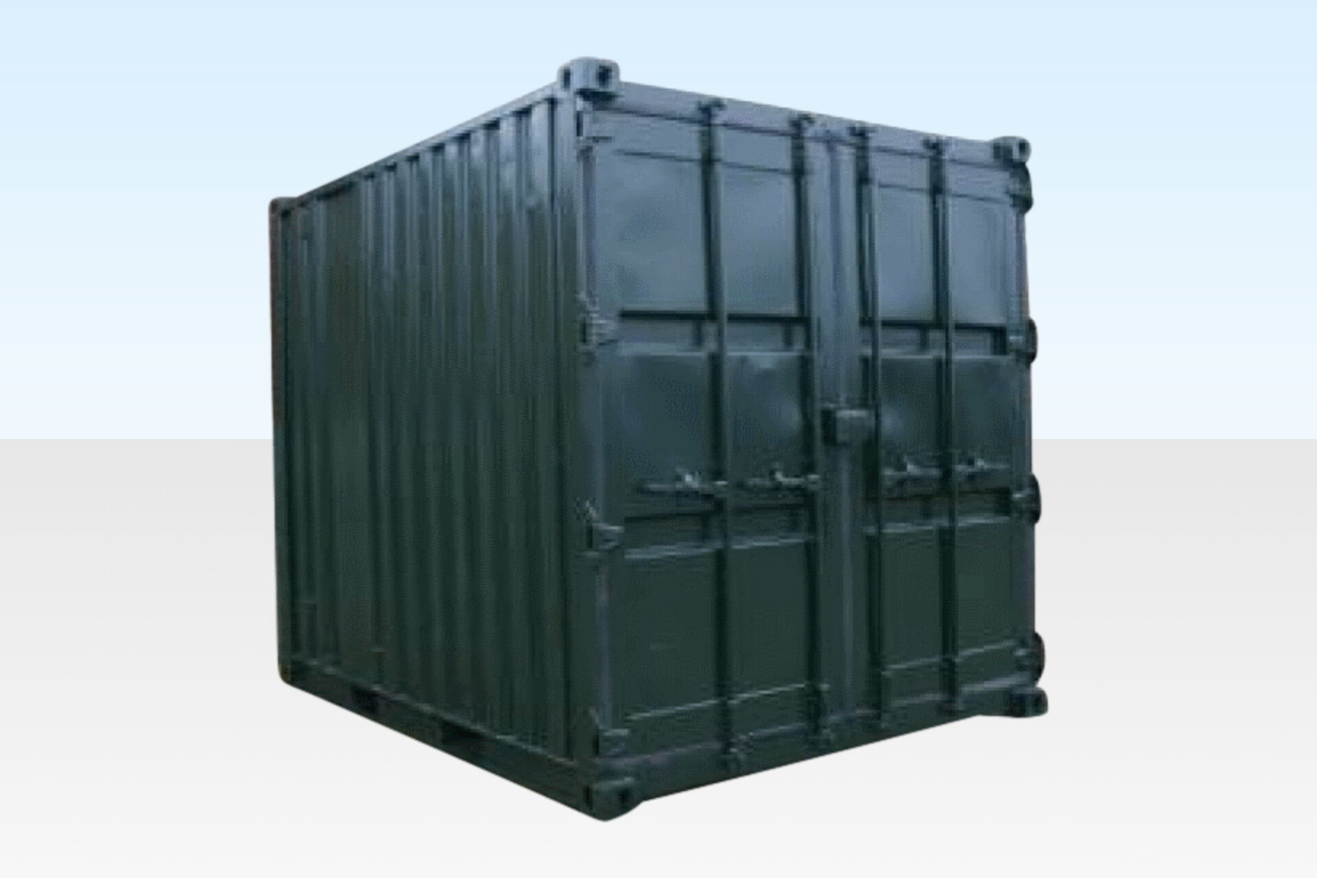 10ft Used Shipping Container for Sale - Portable Space