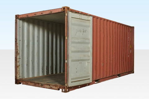 Used 20ft Container for Sale