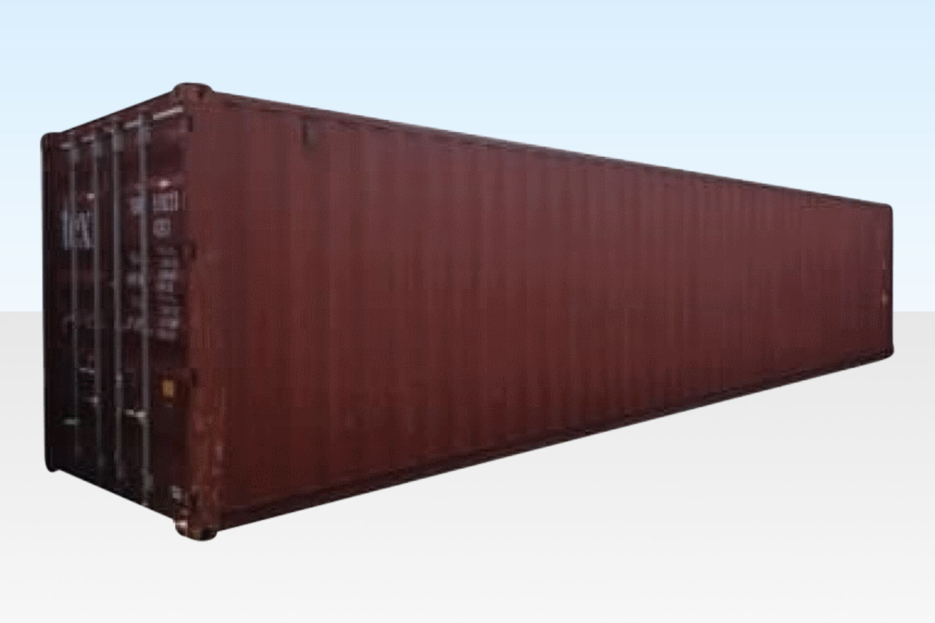 40ft Shipping Container >> 40ft X 8ft Used Shipping Container Standard