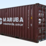 External view of Used Grade A Shipping Container