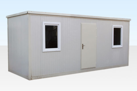6m Flat Pack Office Cabin