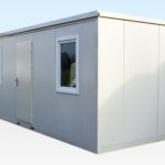 Assembled Flat Pack Office Building