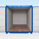 For Hire: 20ft Container. Internal View. Clean for Furniture