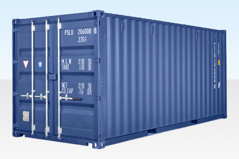 Hire a Shipping Container - 20ft