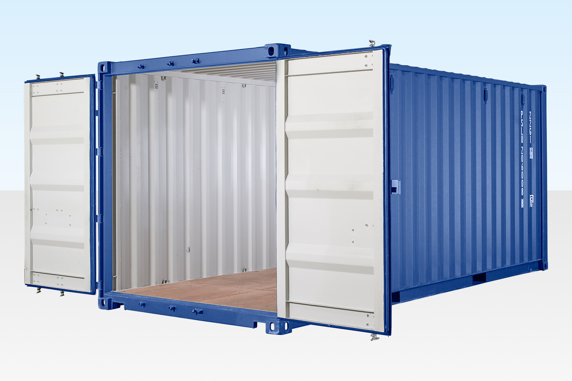 20ft Storage Container for Hire in the UK   Portable Space