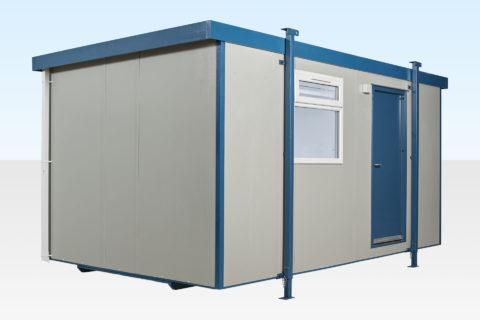 16ft Jackleg Site Cabin for Sale