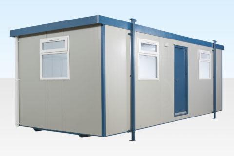 24ft Large Jackleg Site Cabin for Sale