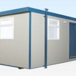 20ft Site Office for Sale - Jackleg Cabin