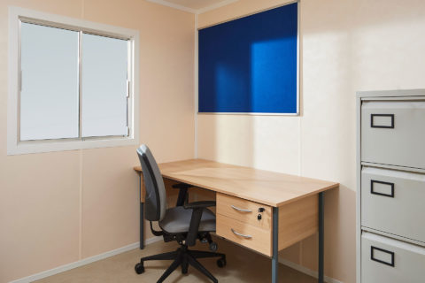 Steel Site Cabin 24ft x 9ft