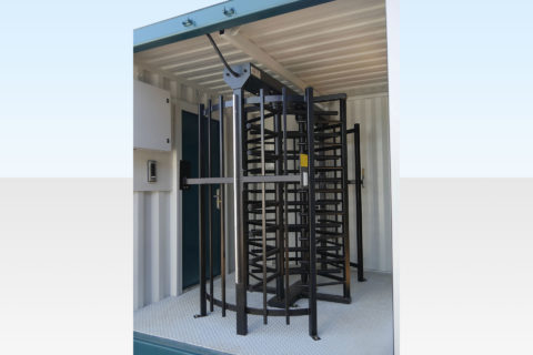 Double Turnstile for Sale