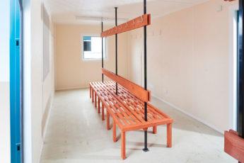 32dt Steel Anti-Vandal Drying Room
