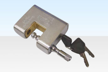 Shipping Container Padlock Image