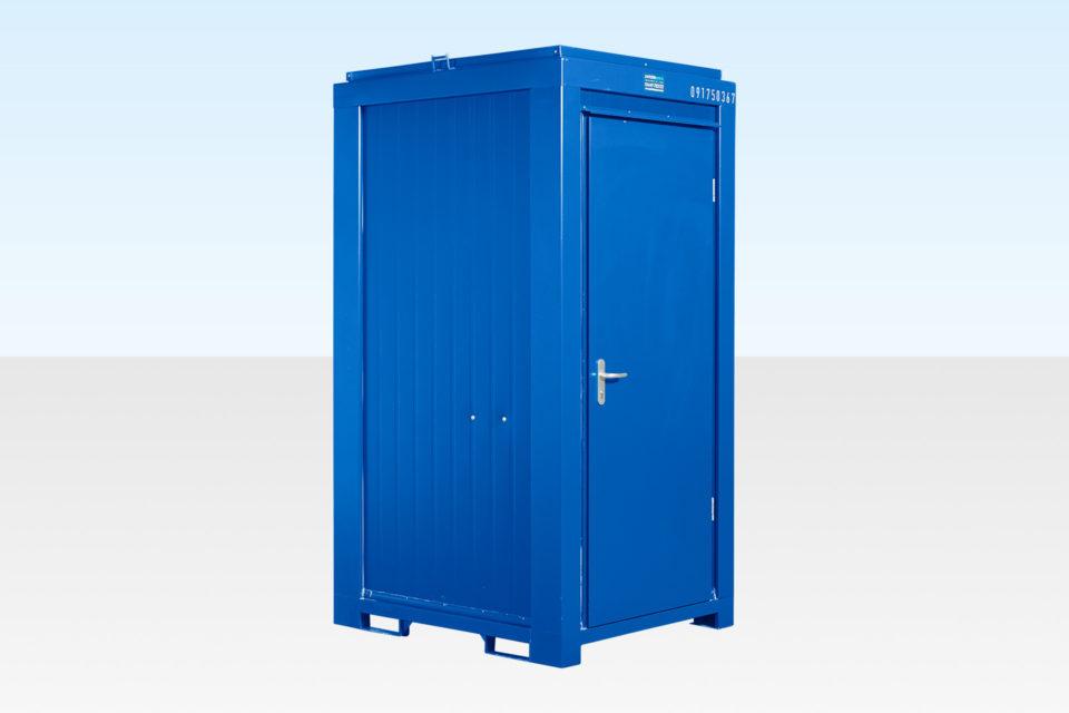 Single Mains Site Toilet for Sale