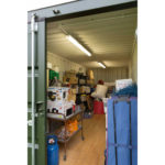 Shipping container for Great Barton primary school