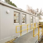 New classroom for Suffolk primary school