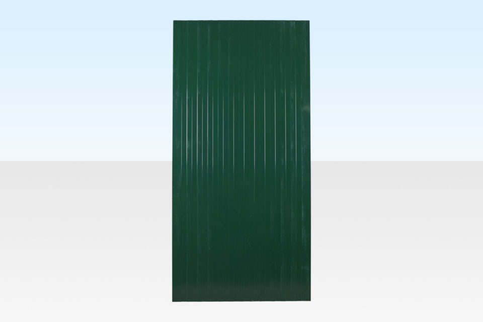 Extra Wall panel for flatpack office