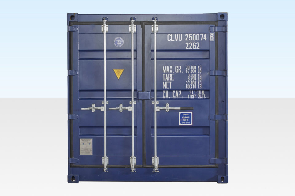 20ft FSA container for hire
