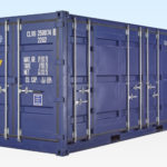 Secure Container for Hire