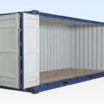 Hire an Open Sided Shipping Container (20ft)