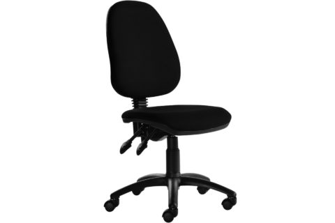 Operator chair no arms