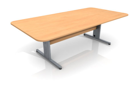 Site Office Cabin Conference Table