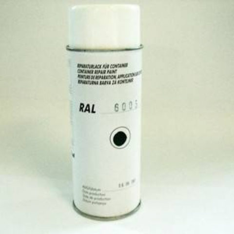Touch up spray for flat packed office