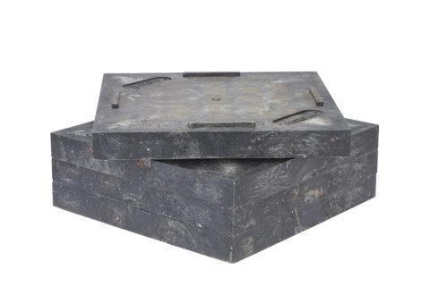 Jackleg Levelling Pads