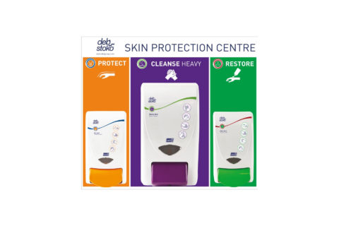 Small DEB Board Skin Protection Centre