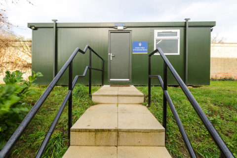 Portable Accommodation for Suffolk School