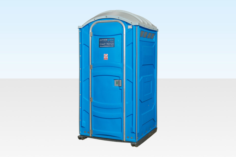 Portable Toilet with Hot Wash for Hire