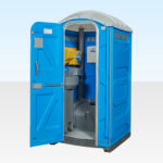 Hire Chemical Toilet with Hot Wash