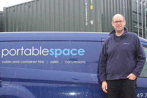 Suffolk FA partner with Portable Space
