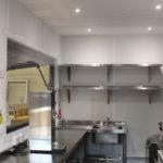 Container Cafe Interior
