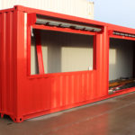 double container bar