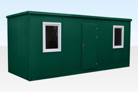 20ft (6.5m) Flat Pack Office Cabin for Sale